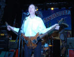 The Mad Bad and Dangerous Tour came to Colchester November 2005 - The Hamsters, Wilko Johnson and John Otway